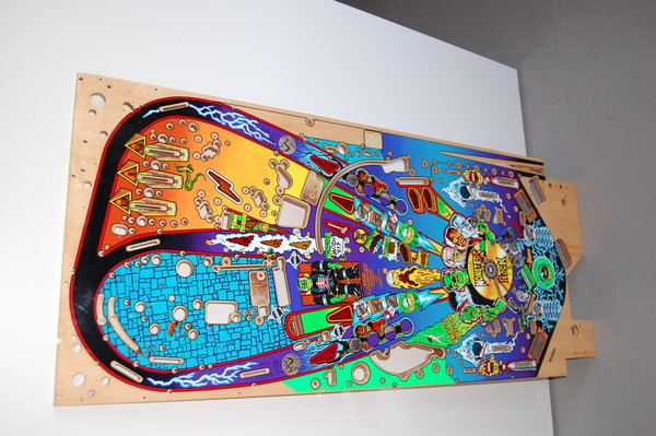 Monster Bash Mirco playfield